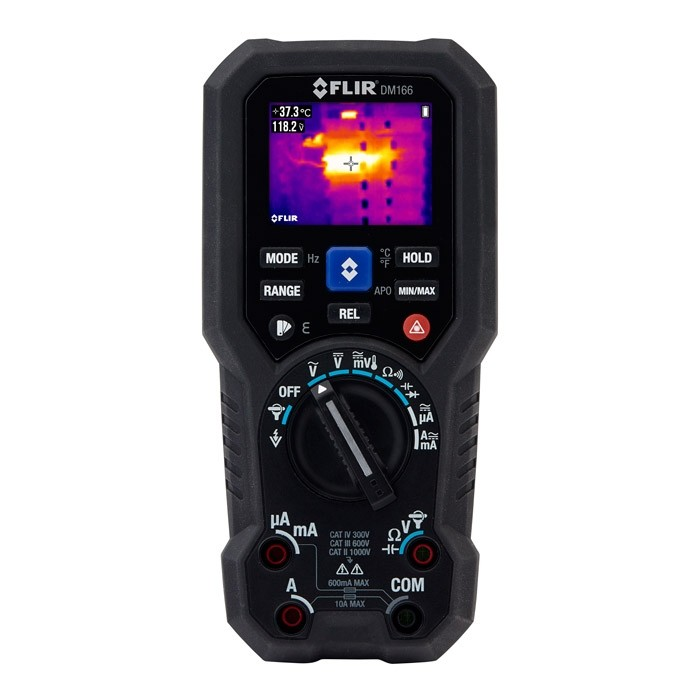 FLIR DM284 - Multimetr + termokamera