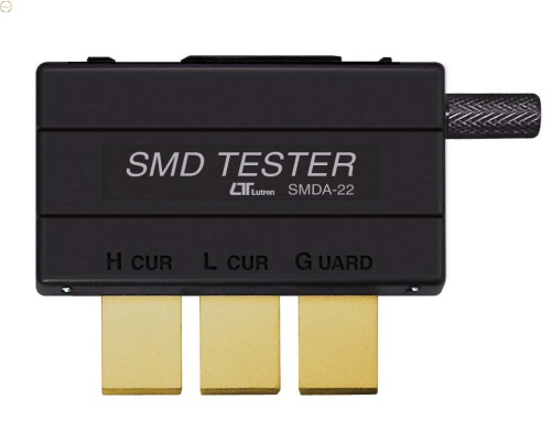 Lutron Smd tester SMDA 22 - Pro LCR 9184