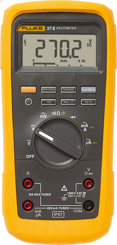 Fluke 27 II/EUR - Multimetr