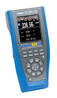 Metrix MTX 3293B BT - Grafický multimeter