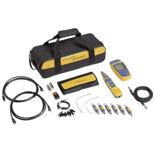 Fluke Networks MS2-KIT Microscanner2 Professional Kit - Tester kabelů