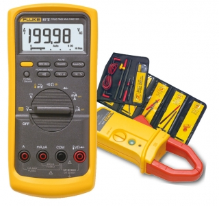 Fluke 87V/i410/L215 - Multimetr
